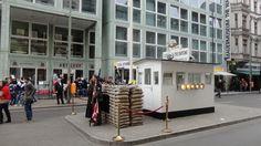 Checkpoint Charlie em Berlin, Berlin