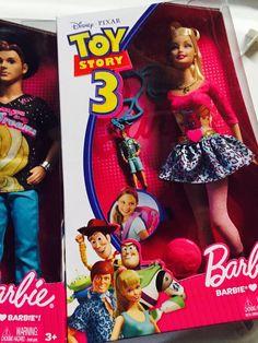 2009 Toy Story 3 Dolls - Lot of 3 (Barbie loves Ken - Ken loves Barbie - Barbie loves Buzz or Woody or Alien or Jessie) | eBay