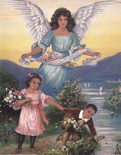 Guardian Angel & children
