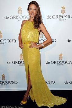 Alessandra Ambrosio @ 2013 Cannes Film festival party - De Grisogono event at Hotel du Cap-Eden-Roc
