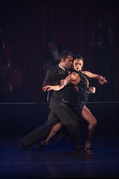 Tango Fire with Germán Cornejo and Gisela Galeassi