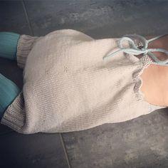 «Oh yes! It fits perfect #babydrakt #knitstagram #knittersofinstagram #babyknits #babystrikk»