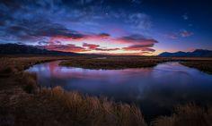 Blue Hour On The Owens River | by WJMcIntosh