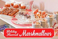Holiday Marshmallows