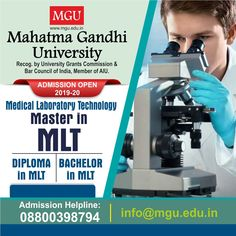 Medical Laboratory, Mahatma Gandhi, Landing, University, How To Apply, Technology, Education, Link, Tech