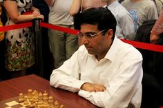World Chess Champion Viswanathan Anand in Memorial Tal 2013 - Follow on http://www.chess-and-strategy.com/