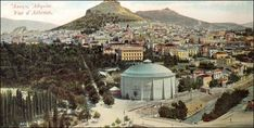 Photos of old Athens. Old Photos, Vintage Photos, Athens History, Greece Photography, Pinterest Photos, Time Photo, Athens Greece, Vintage Travel Posters, Historical Photos