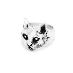 The Great Frog London - Cat Ring