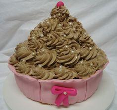 Bolo Cupcake - Cake - https://www.docemeldoces.com/