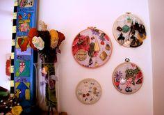 #diy earring holder http://www.modishblog.com/modish/2011/07/easy-diy-earring-holders.html