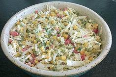 Overnight salad, a very tasty recipe from the vegetable category. Ratings: Average: Ø salad salad salad recipes grillen rezepte zum grillen Chef Salad Recipes, Beef Recipes, Cooking Recipes, Healthy Recipes, Paleo Food, Paleo Diet, Drink Recipes, Beef Salad, Pasta Salad