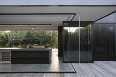Sandhills Road House | Fearon Hay Architects Doors | System