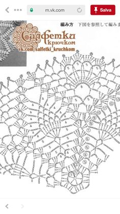 Lace Doilies, Crochet Doilies, 3d Paper Crafts, Diy And Crafts, Doily Patterns, Crochet Patterns, Pineapple Design, Pineapple Crochet, Crochet Tablecloth