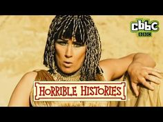 Horrible Histories Song - Cleopatra - CBBC - YouTube