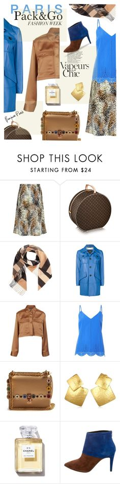 """Paris Fashion Week"" by sara-cdth ❤ liked on Polyvore featuring Marni, Burberry, Dsquared2, Off-White, Witchery, Fendi, Anja, Oscar de la Renta, Pierre Hardy and parisfashionweek"