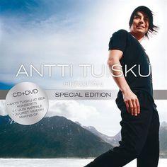 Hengitän Special Edition (CD+DVD) (CD-DVD) 11;95€