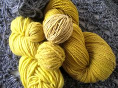 wool, dye www.sweetandsimpl...