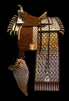 Larry Hagman Bohlin Supreme silver saddle restoration