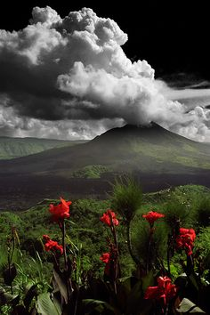 Volcanic Cloud ,Thailand