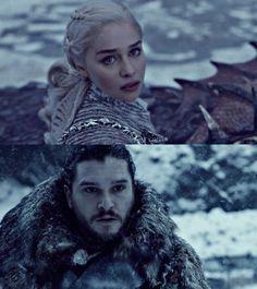 Jon & Dany (7x6)