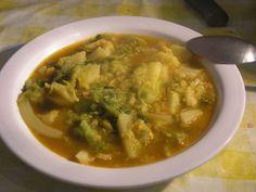 Croatian Kale (Savoy Cabbage) Stew (Kelj Cuspajz)
