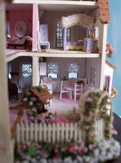 Garfield 1/144th scale house | Flickr - Photo Sharing!