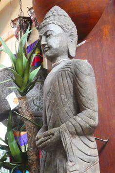 Basanit Buddha von Hand geschlagen; Buddha, Statue, Art, Stricken, Art Background, Kunst, Performing Arts, Sculptures, Sculpture