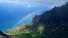 Kalalau Valley Island of Kauaʻi Hawaiʻi