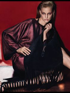 awesome Gucci S/S 2014 |  Elisabeth Erm, Luca Stascheit + More by Mert & Marcus  [Preview]