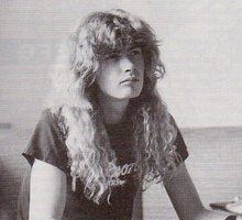 Dave Mustaine favourites by RayCrayon on deviantART