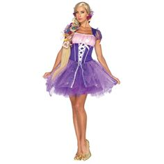 Rapunzel Adult Lg