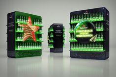 Heineken pallet on Behance