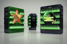 Heineken pallet on Behance