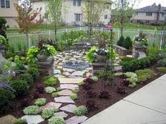 1000 images about garden on pinterest planters gardens for Garden sit out designs