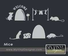 DIGITAL DOWNLOAD ... Home vectors in AI, EPS, GSD, & SVG formats @ My Vinyl Designer #myvinyldesigner