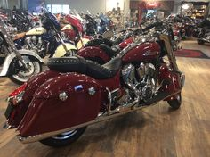 The new Springfield Indian Motorcycle is here!!!