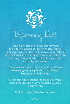 Carly Marie: a volunteering heart