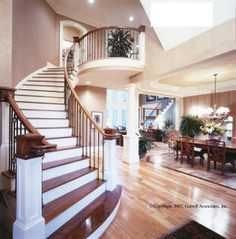 entry of great 1 1/2 story floor plan