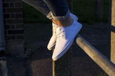 Buy Now: http://www.baselondon.com/spam-2-canvas-white Spam 2 Canvas White. Fresh. SS16 footwear. Trainers. Casual. Mens Fashion. Sunset.