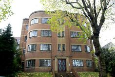 Broadlands Apartments, North Hill, Highgate, London.