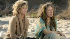 "Jane Fonda and Lily Tomlin Neflix's ""Grace and Frankie"""