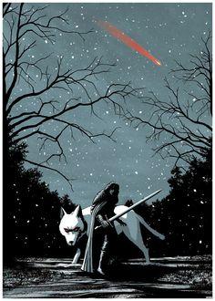 "Matt Ferguson - ""You kno' nothin' Jon Snow"" Game of Thrones"