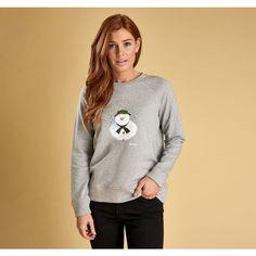 Barbour x The Snowman Aire Sweatshirt