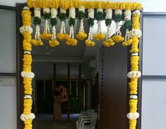 When you're looking for flower decorators in Hyderabad or Wedding Stage Decoration, choose the best professionals. Wedding Backdrop Design, Desi Wedding Decor, Floral Wedding Decorations, Diy Wedding Flowers, Garland Wedding, Wedding Mandap, Floral Backdrop, Floral Garland, Wedding Dress