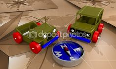 Offroad cars toy — Stock Photo #9153853