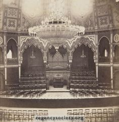 Pavilion Music Room - 1866