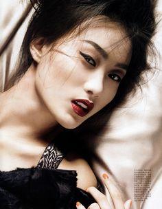 Shu Pei Vogue China November 2009e