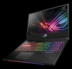 Computex 2018  ASUS anunţă noi laptopuri de gaming ROG Strix Hero II 63d490eaad