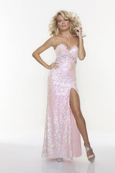 Mori+Lee+Prom+93095+on+@Terry Costa+-+If+you+are+looking+for+a+bling+look+wear+this+glitzy+gown.