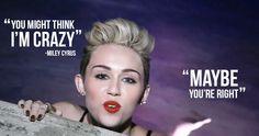 Miley Cyrus Bangerz Maybe You're Right Lyrics